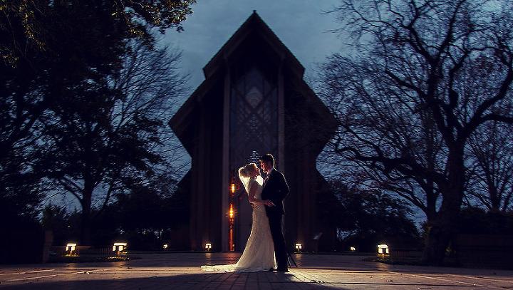 Marty Leonard Chapel Bass Hall McDavid Studio Wedding Photos 01