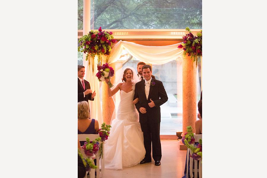 Dallas Museum Of Art Wedding Photos 13