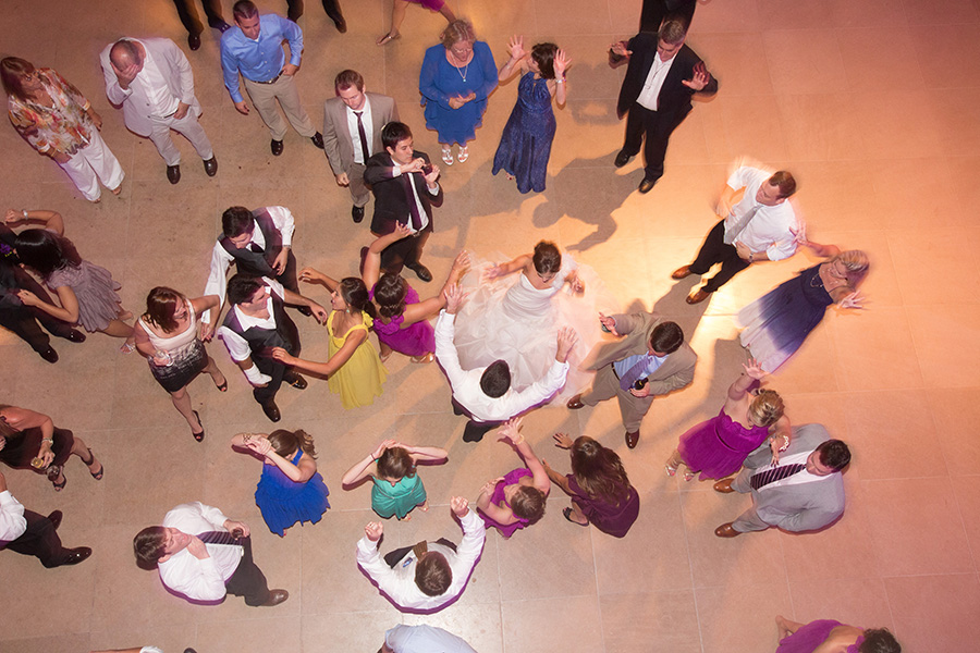 Dallas Museum Of Art Wedding Photos 27