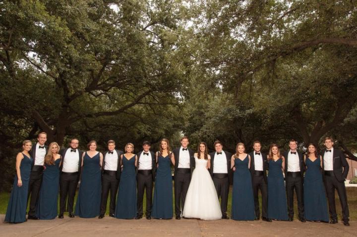Highland Park United Methodist Lakewood Country Club Wedding 0021