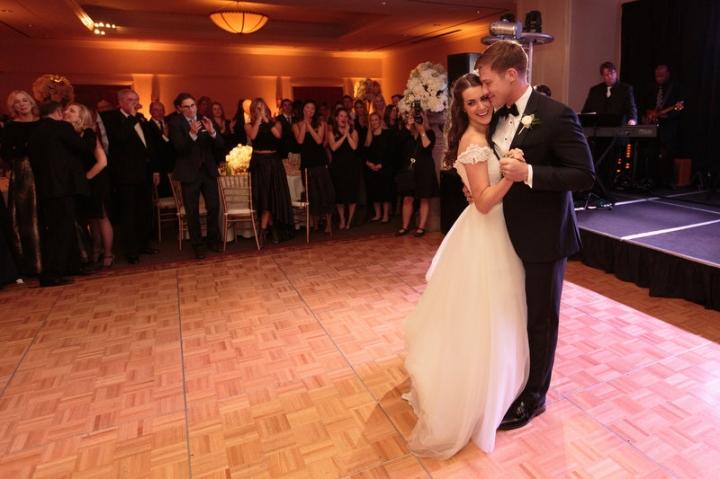 Highland Park United Methodist Lakewood Country Club Wedding 0041