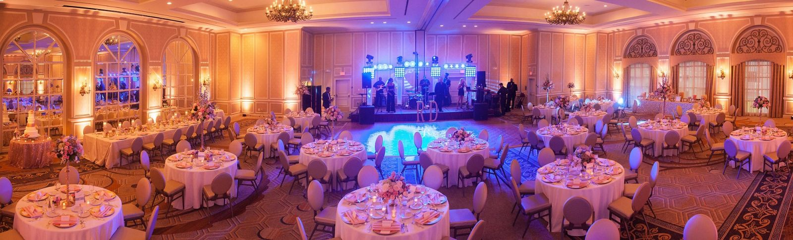 Dallas wedding at Adolphus Hotel Ballroom