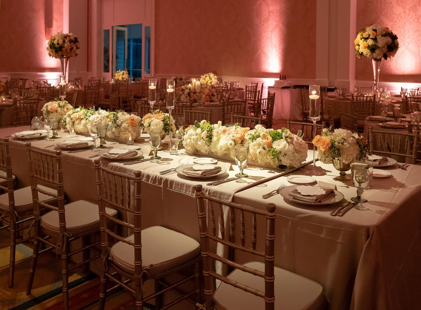 Dallas Wedding Belo Pavilion Ballroom