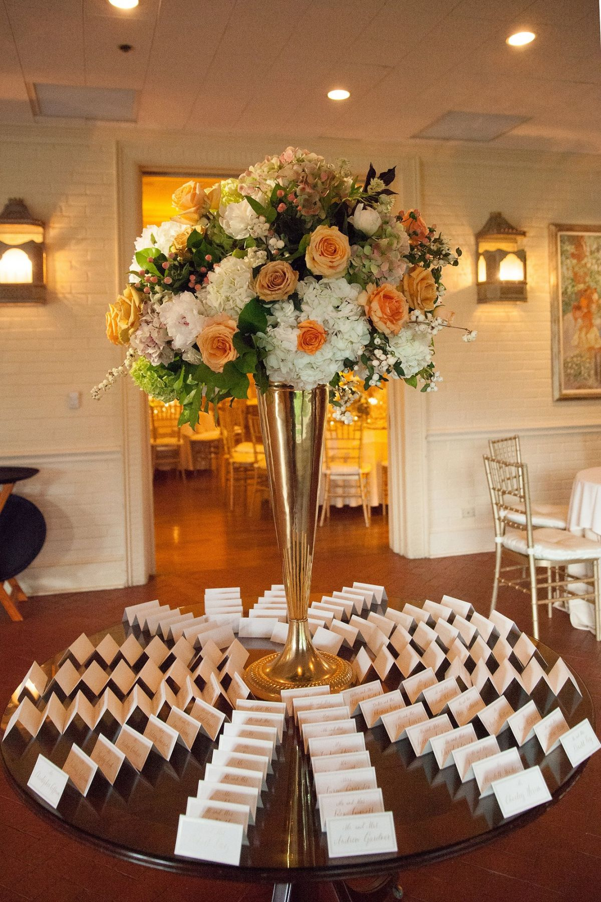 Dallas Wedding Brookhollow Club