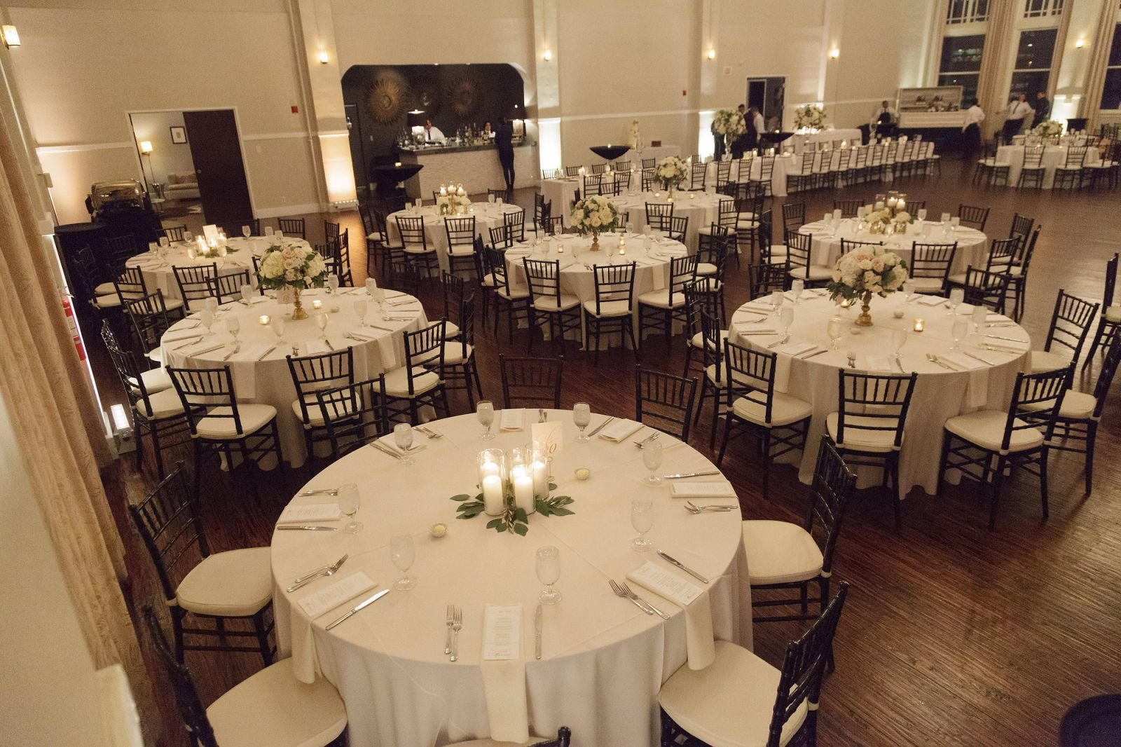 Dallas Wedding Room on Main Wedding