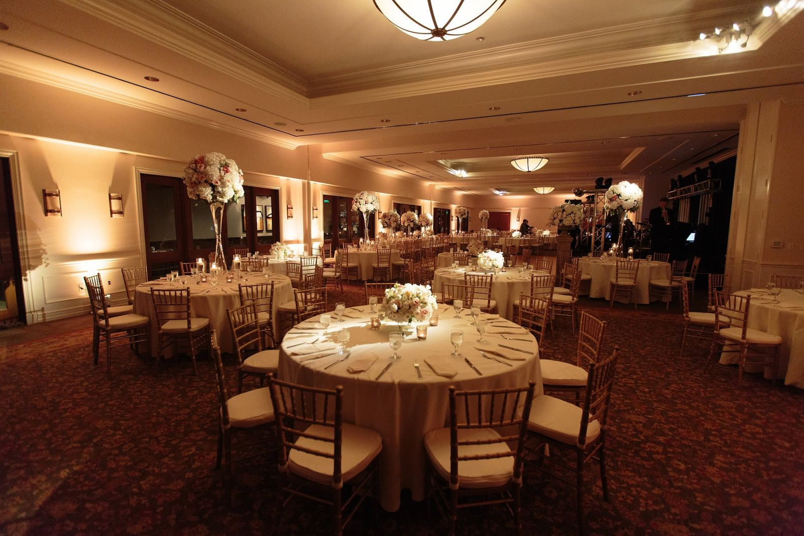 Dallas Wedding Lakewood Country Club Ballroom