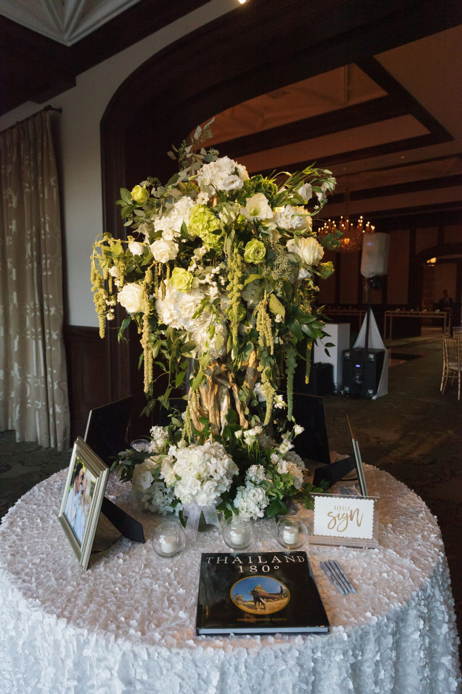 Dallas Country Club Wedding