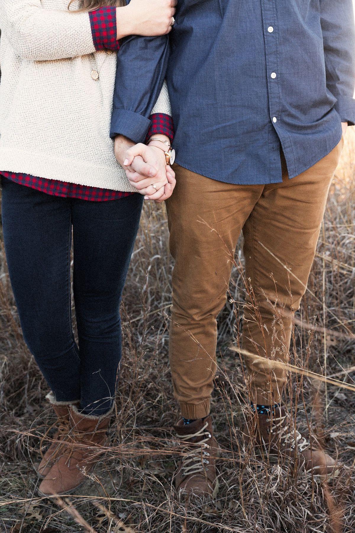 White Rock Lake Dallas Engagement